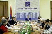Drafts of annual reports on Yerevan budget performance in 2017 and implementation of Yerevan development program for 2017 will submitted for public discussion