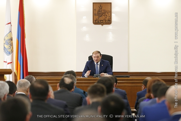 Будет подготовлена программа мероприятий по стимулированию весеннего туризма в Ереване