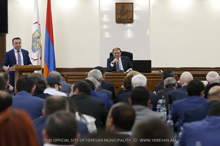 Совет старейшин Еревана предоставил налоговые льготы Центру креативных технологий «Тумо»