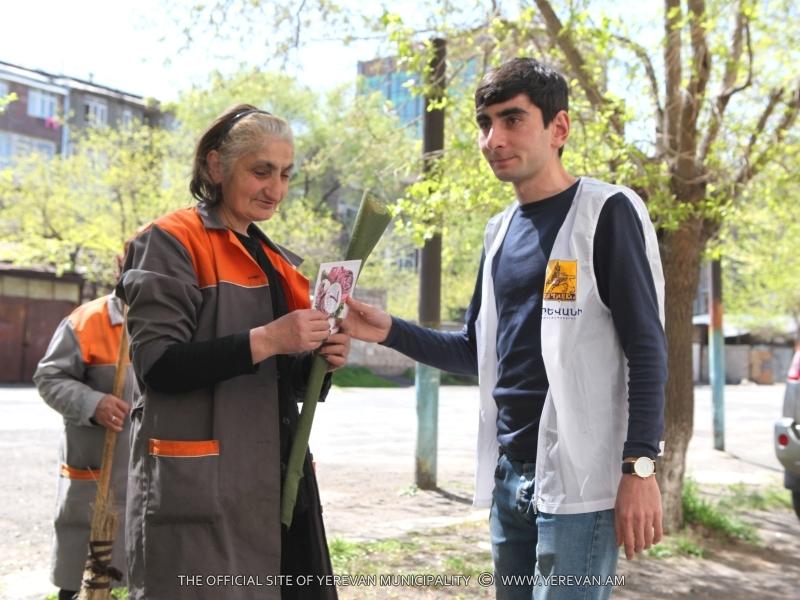 7 апреля в Армении: сюрпризы для женщин и праздничное настроение