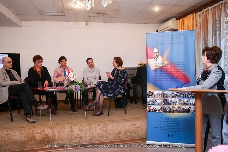 Французские писательницы в Армении: Когда народы объединяют язык и культура, – это лучшее доказательство крепкой дружбы