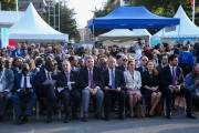 Official ceremony of opening the Village of Francophonie has been held in Azatutyan square
