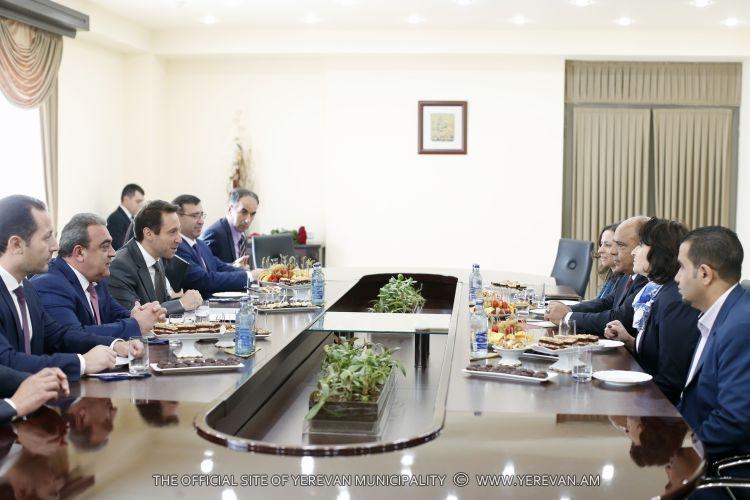 Амман и Ереван готовы развивать взаимное сотрудничество