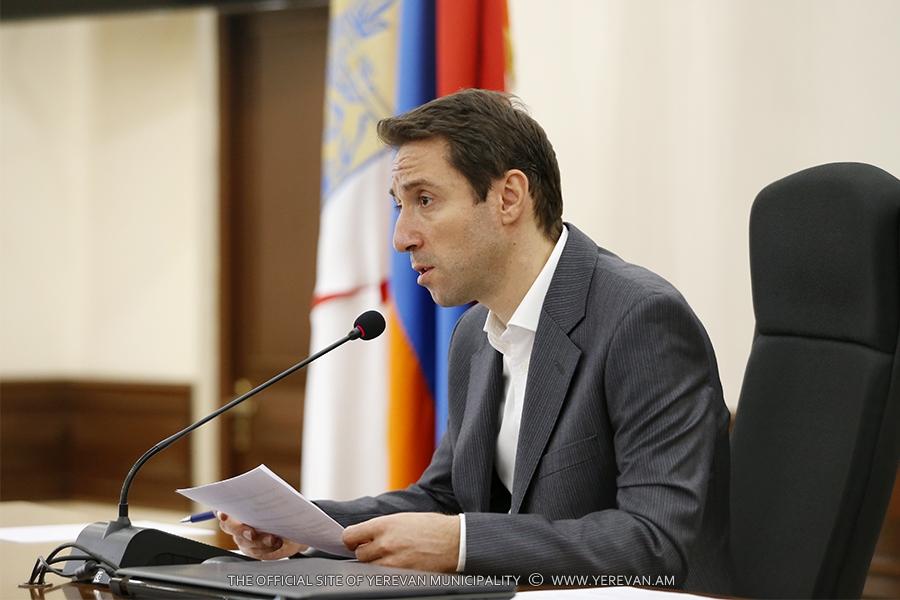 Мэр Айк Марутян: В Ереване впредь не будет случаев несанкционированного строительства