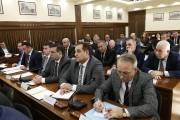 Hayk Marutyan expects effective cooperation of Municipality and Police