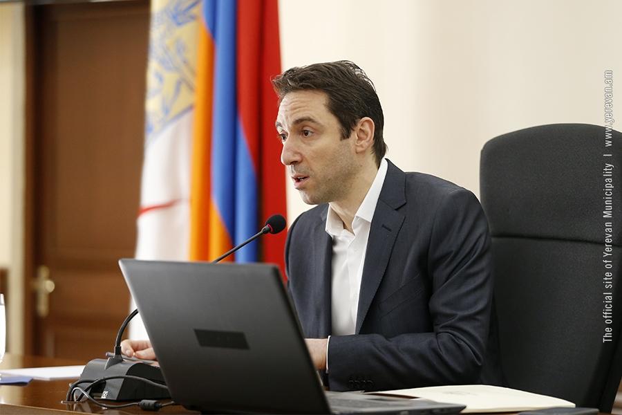 Транспортная сеть Еревана находится сейчас в крайне плохом состоянии – Айк Марутян