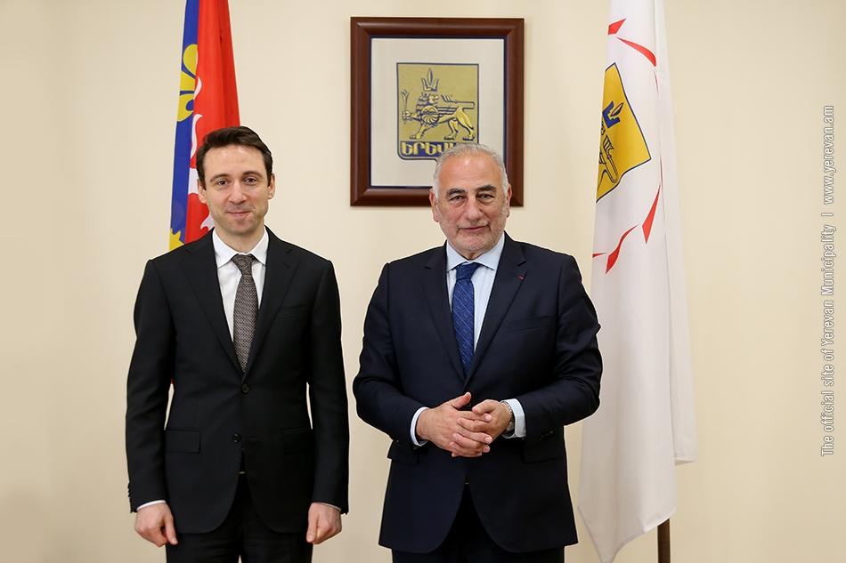Ереван и Лион будут реализовывать новые программы: переход от «романтизма» к «прагматизму»