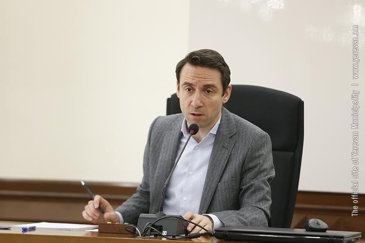 Айк Марутян: Пока я на посту мэра, в Ереване не будет срублено ни одного здорового дерева