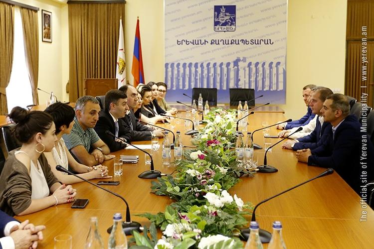 Между Ереваном и Степанакертом будет установлено также сотрудничество на законодательном уровне