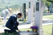 Memory tribute to the fallen in Artsakh liberation struggle