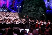 """Follow the sun, come to Yerevan"": concert of ""Yerevan"" symphonic youth orchestra has been held"