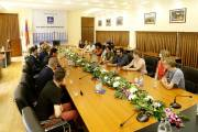 Students of ETH Zurich University are hosted in Yerevan Municipality