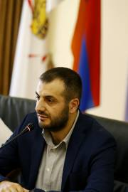 Levon Julfalakyan to head division for youth and sport affairs of Yerevan Municipality