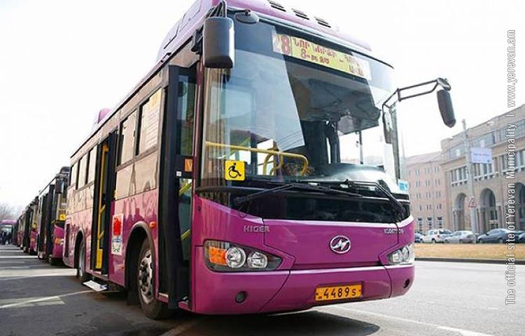 Работа общественного транспорта в Армении останется под запретом